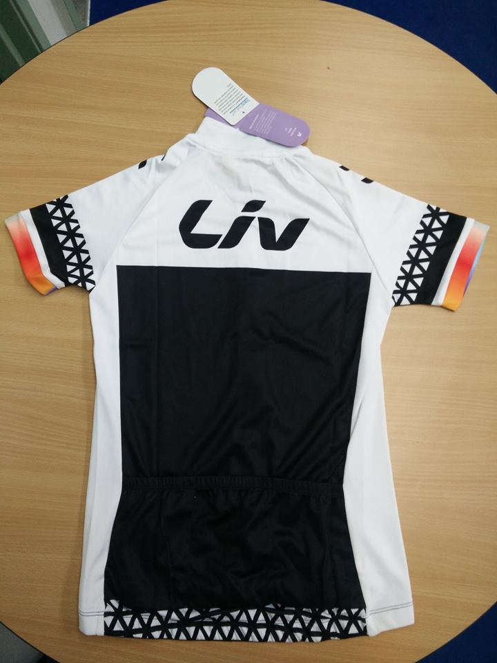 LIV by Giant BELIV Series Short Sleeves Women s Cycling Jersey Black ... 8adc88d81